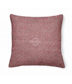 Dekoratyvinis pagalvės užvalkalas 80-3094-BORDO RED