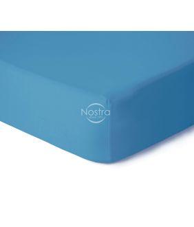 Трикотажная простыня на резинке JERSEY JERSEY-ETHERAL BLUE