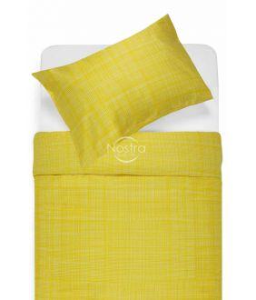 Sateen bedding set APPLE 30-0485-YELLOW