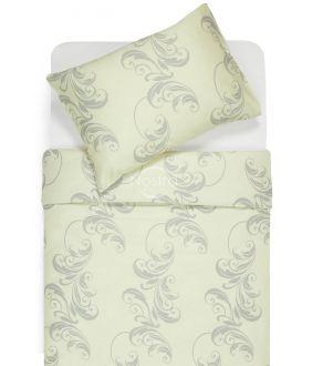 Sateen bedding set AGATE 40-0739-PAPYRUS