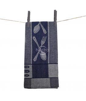 Кухонное полотенце WAFEL-240 T0018-NAVY