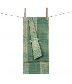 Кухонное полотенце WAFEL-240 T0104-GREEN
