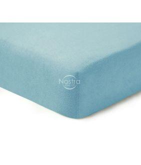 Frotinės paklodės su guma TERRYBTL-L.BLUE
