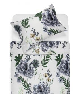 Постельное белье из Mako Сатина CELINE 20-1541-WHITE