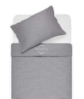 Sateen bedding set ADRIAN 30-0545-DARK GREY
