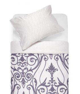 Sateen bedding set ADSILA 40-1178/40-1179-L.GREY