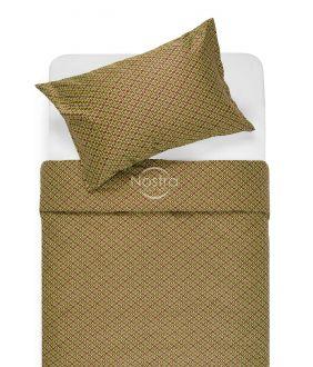 Sateen bedding set ADALIA 30-0418-KHAKI