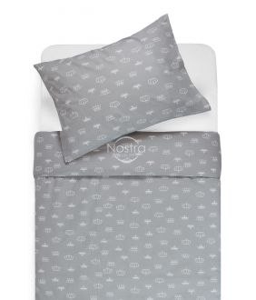 Детское постельное белье CROWN 10-0073-L.GREY