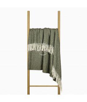 Woolen plaid MERINO-300 80-3253-KHAKI