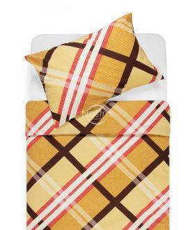 Cotton bedding set DOMINA 40-0995-BEIGE