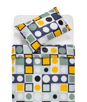 Cotton bedding set DESDEMONA 30-0535-YELLOW