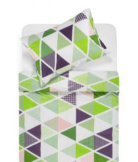 Постельное бельё из бязи DEVRI 30-0615-GREEN