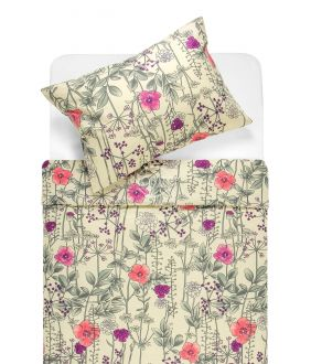 Cotton bedding set DESSA 20-1533-TERRA