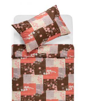Cotton bedding set DESTINE 20-1501-ROSE