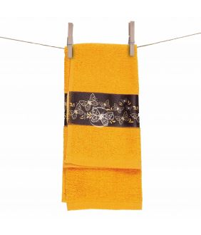 Kitchen towel 350GSM T0115-YELLOW M2