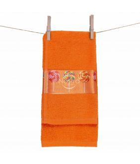 Кухонное полотенце 350GSM T0114-ORANGE