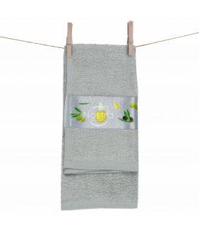 Kitchen towel 350GSM T0113-L.GREY