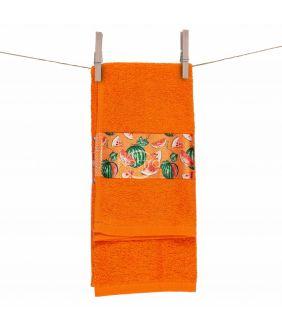 Кухонное полотенце 350GSM T0111-ORANGE