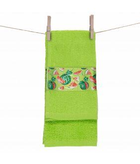 Кухонное полотенце 350GSM T0111-GRASS 136