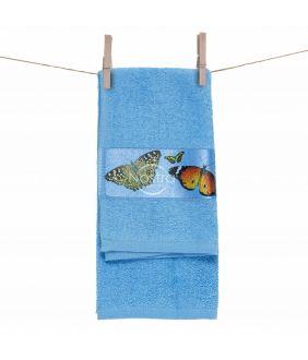 Кухонное полотенце 350GSM T0110-BONNIE BLUE