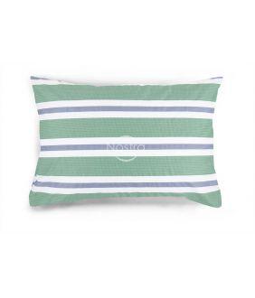 Satino pagalvės užvalkalas 30-0546-GREEN