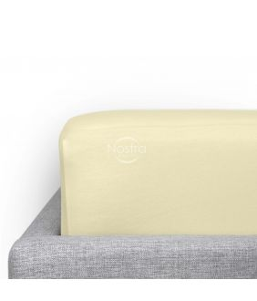 PREMIUM jersey sheets JERSEY LUX-200 JERSEY-PAPYRUS
