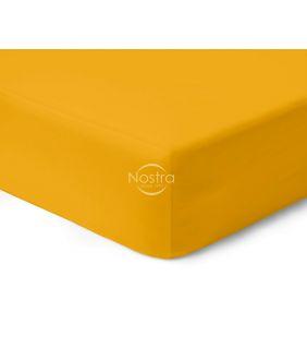 Satino paklodės su guma 00-0415-MUSTARD