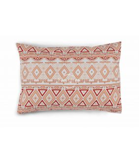 Flanelės pagalvės užvalkalas 40-1165-TERRACOTA