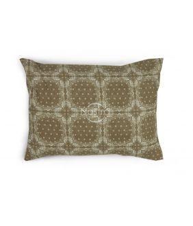Flanelės pagalvės užvalkalas 40-1045-CACAO