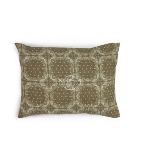 Flannel pillow cases 40-1045-CACAO