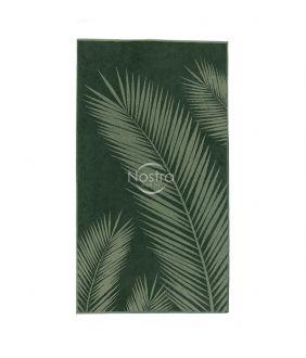 Полотенце 400J T0134-GREEN