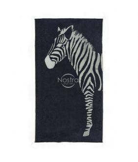 Beach towel 400J T0133-GREY