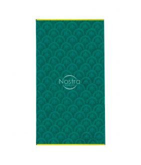 Beach towel 365J VELOUR T0126-PETROL