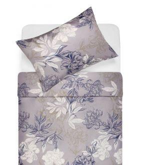 Постельное бельё из сатина AUDREY 20-1612-BLUE