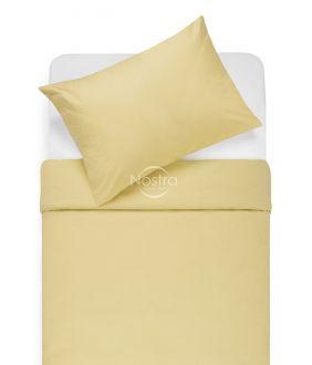 Cotton bedding set DOTTY 00-0016-PALE BANAN