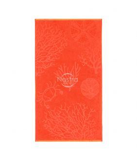 Beach towel 365J VELOUR T0125-SCARLET RED