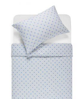 Фланелевое постельное бельё BRIELLE 40-1166-BLUE