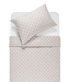 Flannel bedding set BRIELLE 40-1166-BROWN