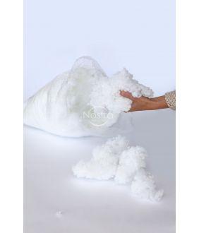 Užpildas pagalvėms White
