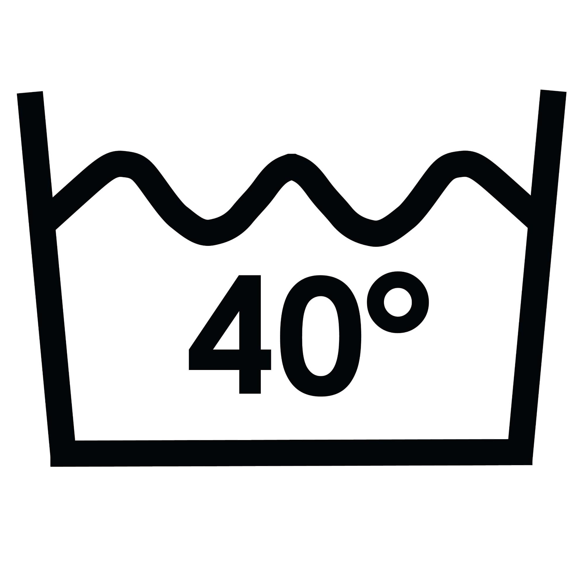 Skalbti 40°C